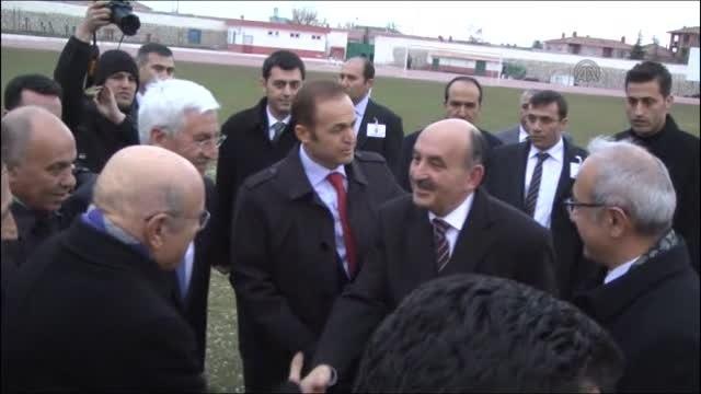 Karaman Devlet Hastanesi Hizmete Açıldı