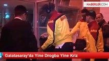 Galatasaray'da Yine Drogba Yine Kriz