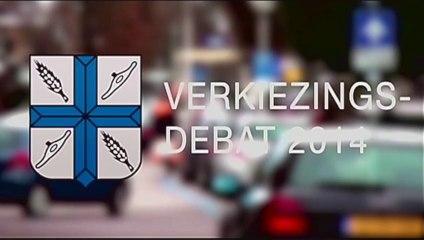 [REGIOFM TV] Verkiezingsdebat 2014 17 maart