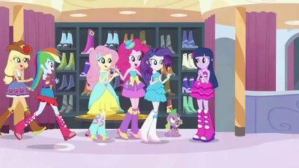 My Little Pony: Equestria Girls Movie CLIP #1 (2013) - Animated Movie HD