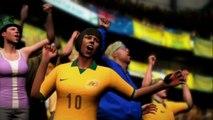 EA SPORTS FIFA Coupe du Monde de la FIFA, Brésil 2014 - Gameplay Footage