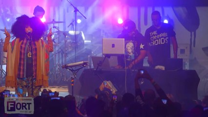 """Erykah Badu, """"The Healer"""" - Live at The FADER FORT Presented by Converse"""