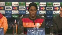 Mourinho sees Drogba making return to Chelsea