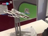 İşte Trabzonspor için temiz futbol heykelleri