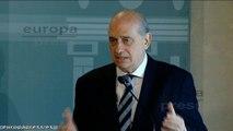 Fernández Díaz reclama a la UE ayuda sobre inmigración
