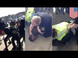 Cop breaks student's arm at Texas high school (VIDEO)