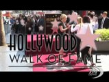 Kate Winslet ha la sua stella sulla Hollywood Walk of Fame. Prima uscita pubblica per l'attrice dopo nascita terzo figlio