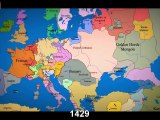 Watch as 1000 years of European borders change (timelapse map)