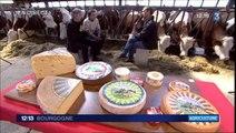 Direct 12/13  à Clerval : Congrès de la fédération nationale des producteurs de lait