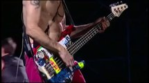 Red Hot Chili Peppers - Bass Solo  - Don't Forget Me, ‪Live Chorzów, Poland 200‬7