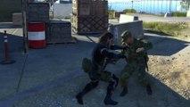 Metal Gear Solid V  Ground Zeroes - Trailer de lancement