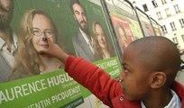 Quand les enfants commentent les affiches électorales des municipales