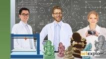MOBILE 3D SCANNER (Switzerland) ENGLISH - Netexplo Forum 2014