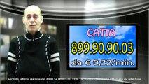 Cartomante Catia 899.90.90.03 a € 0,32/min