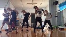 [Dance Practice MIRRORED] Blow (Mix) - Kesha dance by Passion Dance Crew