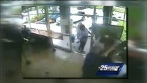 Dunkin Donut Brawl-Couple point gun at Dunkin' Donuts employee for getting coffee order wrong