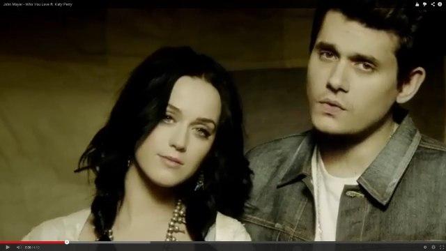 John mayer who you love ft katy perry (official video) Kasreaction John Mayer Katy Perry