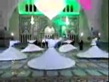 Sufi ceremonie des derviches tourneurs
