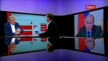 """Pierre Laurent """"des responsabilités américaines, des responsabilités de l'Union européenne, des responsabilités  de l'Otan"""""""