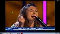 Sara Bareilles - Brave  Live On people's choice awards 2014  kasreaction  Brave Sara Bareilles