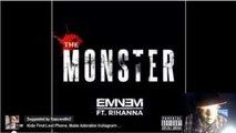 Eminem ft Rihanna - The Monster (Official video audio )  Kas take / Review -  Monster Rihanna Eminem