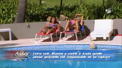 Les Anges de la télé-réalité 6 : Shanna pense qu'Amélie a chauffé Thibault