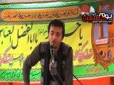 Syed Qamar Raza Naqvi of Gujrat