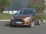 Essai Ford Fiesta 1.0 l EcoBoost 100 ch Powershift 2014