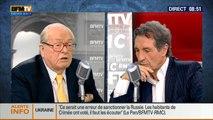 Bourdin Direct: Jean-Marie Le Pen - 19/03