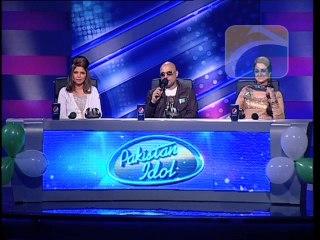 Ali Asad Zaidy - Pakistan Idol - Geo TV - 23rd March Special
