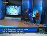 (Vídeo) Entre Todos con Luis Guillermo García del día Martes 18.03.2014 (2/2)