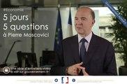 Réponses aux questions Twitter. 5J5Q avec Pierre Moscovici, ep5
