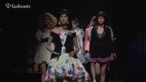 Sretsis(スレトシス)Autumn&Winter 2014-15 Mercedes-Benz Fashion Week TOKYO|FashionTV Japan ファッションTV