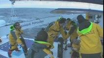 Trophée Jules Verne - Jour 0 - Passage de la ligne Ouessant - Cap Lizard