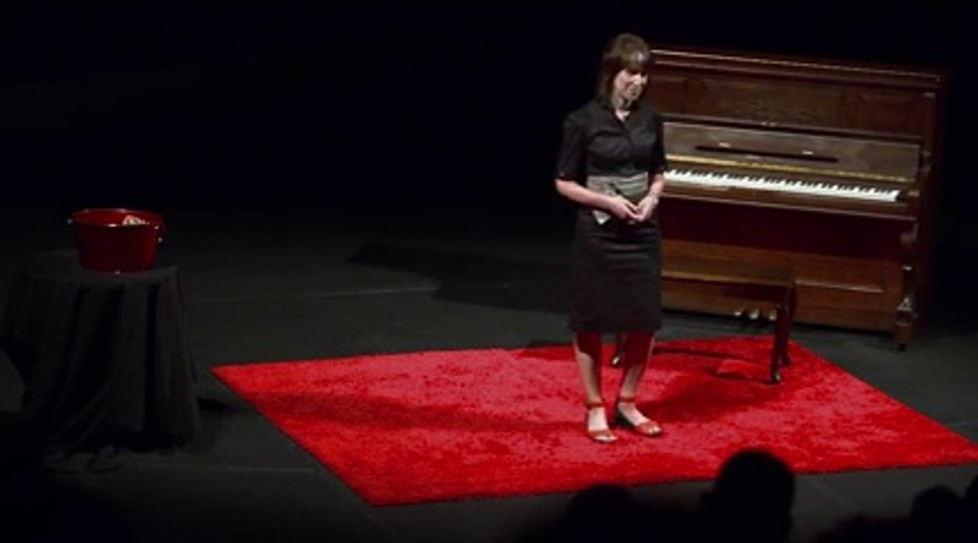 A motion for masturbation - the naked truth_ Jane Langton at TEDxSFU