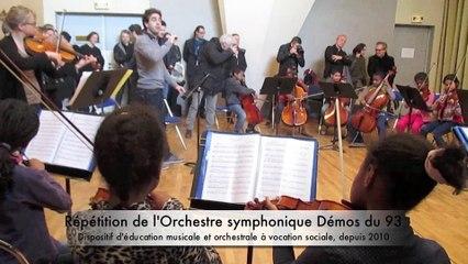 """Philharmonie de Paris, un lieu """"ouvert sur la Seine-Saint-Denis"""""""