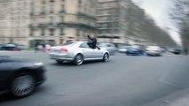 3 Days to Kill : une poursuite en 208 Gti dans les rues de Paris