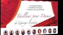 """Teaser """"Tailleur pour Dames"""" - Pièce de théâtre """"Comédie et Fantaisie"""""""