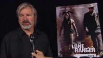 The Lone Ranger Director Gore Verbinski