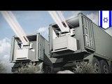 Israel's Rafael unveils 'Iron Beam' laser-based defense system