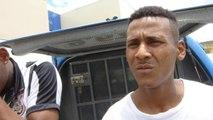 Policiais da  67 Cipm prende dois homens armados em Feira