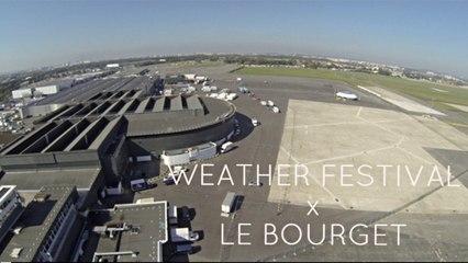 Weather Festival 2014 - Main Event Venue: Le Bourget