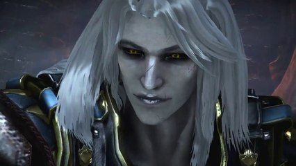 Castlevania : Lords of Shadow 2 (PS3) - DLC trailer