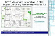BPTP Visionnaire Luxe Villas New Project Reviews Call @ 09999536147 In Gurgaon