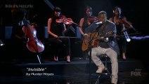 CJ Harris - Invisible - American Idol 13 (Top 10)