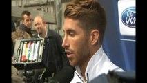 Deportes / Fútbol; Real Madrid, Sergio Ramos: 'Tenemos ganas de ganar el Clásico'