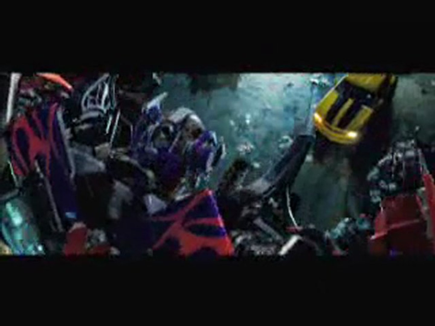 Transformers : Bande annonce