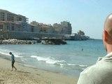 Marseille: le CRS agressé sur la plage des Catalans l'été dernier raconte - 20/03