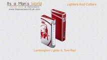 Lamborghini Lighter, Xikar Lighters, Cigar Cutter - Itsamansworlduk
