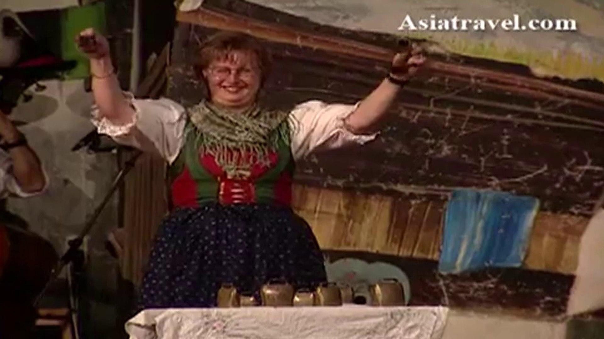 Austrian Folk Dance Holiday, Austrian by Asiatravel.com